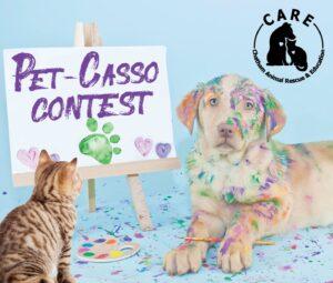 Pet-Casso Contest